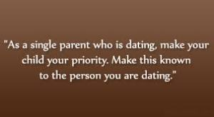 dating priority